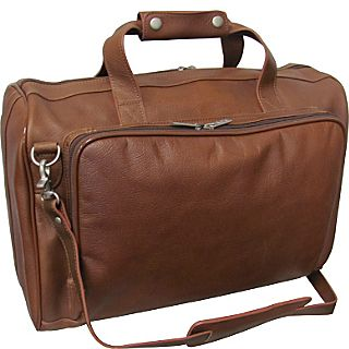 AmeriLeather 18 inch Leather Carry on Weekend Duffel