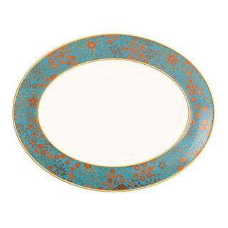 Lenox 815944 Gilded Tapestry 13 Oval Platter