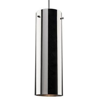 Bruck Lighting 137206bz/MP 137206 Chroma Titan M Kiss Canopy 1 Light Designer LED Pendant