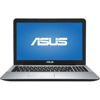 "ASUS Black 15.6"" X555LA DB51 Laptop PC with Intel Core i5 4210U Haswell Processor, 8GB Memory, 1TB Hard Drive and Windows 8.1"