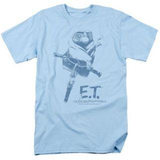 ET/BIKE   S/S ADULT 18/1   LIGHT BLUE   SM