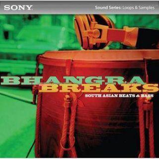 Sony Bhangra Breaks: South Asian Beats & Bass SLBB109