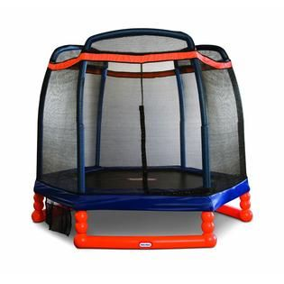 Little Tikes 7 Trampoline   Toys & Games   Outdoor Toys   Trampolines