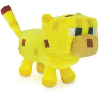 "Minecraft 7"" Baby Ocelot Plush"