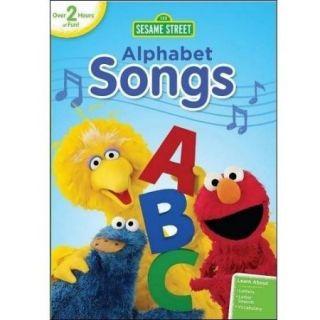 Sesame Street: Alphabet Songs (Full Frame)