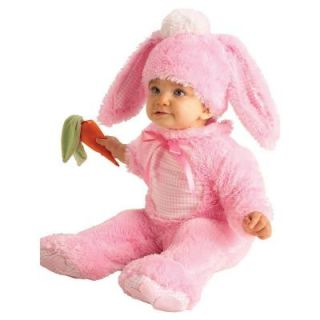Rubie's Costumes Pink Bunny Newborn/Infant Costume R885352_NB06