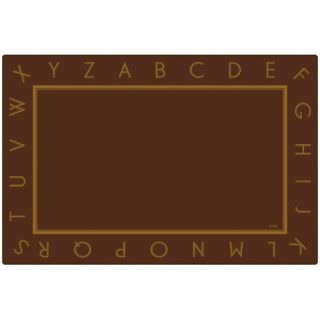 Just the Alphabet Kids Rug by Carpets for Kids