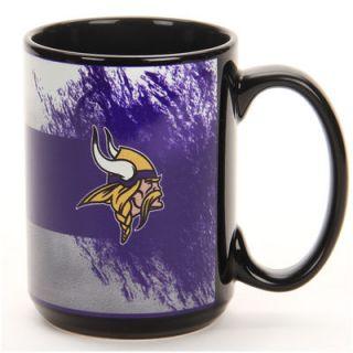 Minnesota Vikings 15oz. Sublimated Mom Mug