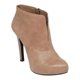 Womens Jessica Simpson Akito Totally Taupe Leather