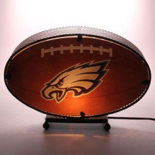 Philadelphia Eagles Team Football Lamp