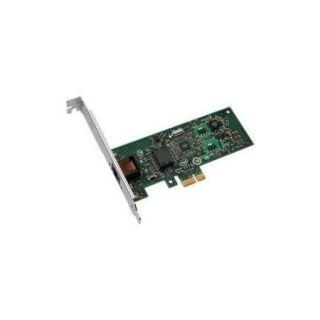 Intel EXPI9301CTBLK Intel Gigabit CT Desktop Adapter   PCI Express   1 Port   10/100/1000Base T   Internal   Full height, Low profile   Retail