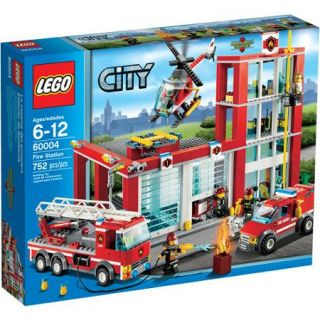 LEGO City Fire Station Play Set