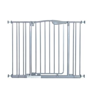 LA Baby Self closing Safety Gate with Three (3) Extensions