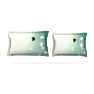 KESS InHouse Amongst The Stars by Robin Dickinson Featherweight Pillow