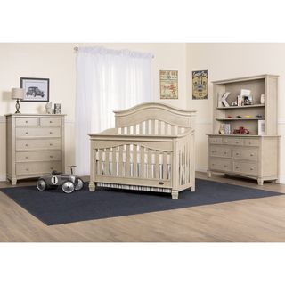 Million Dollar Baby Classic Foothill 4 in 1 Convertible Crib and