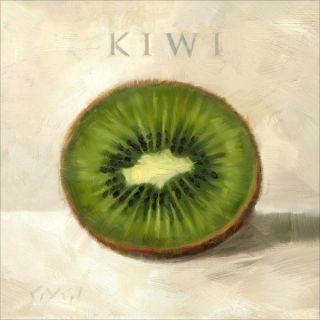 Amberton Publishing Kiwi Canvas Art   15734206