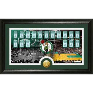 Boston Celtics Tradition Minted Coin Panoramic Photo Mint   15466708