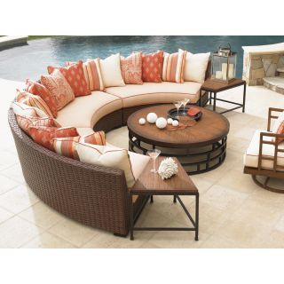 Ocean Club Resort Coffee Table by Tommy Bahama Outdoor