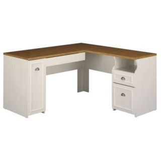 Bush Furniture Fairview Collection L Desk