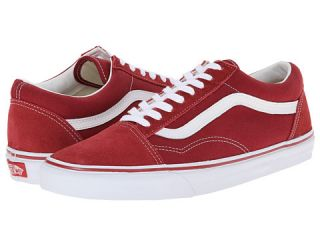 Vans Old Skool™ Brick Red/True White