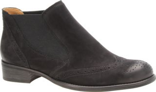 Womens Gabor 71 630 Wing Tip Chelsea Ankle Boots