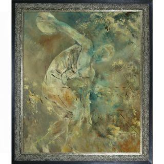 Pol Ledent Discobole 882111 Framed Fine Art Print   16586378