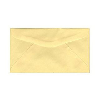 JAM Paper #6.75 Commercial Envelopes, 3 5/8 x 6 1/2, Canary Yellow, 1000/carton (357617061)