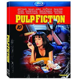 Pulp Fiction (Blu ray) (With INSTAWATCH)