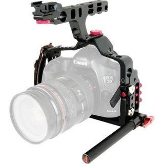 Varavon Armor 5D3 Standard Cage II for Canon 5D Mark III Camera AM 5D3 II