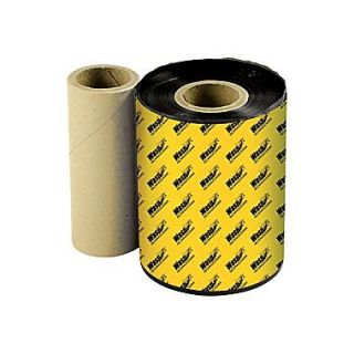 Wasp 1.57 x 820 Wax Ribbon, Black