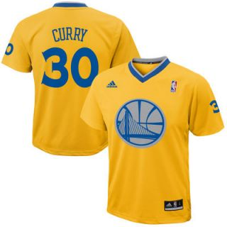 adidas Stephen Curry Golden State Warriors 2013 Christmas Day Youth Replica Jersey