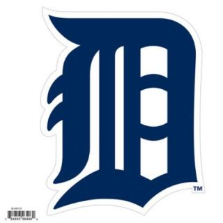 "Detroit Tigers Official MLB 8"" Logo Magnet by Siskiyou 264962"