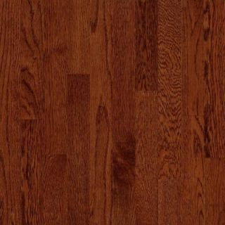 Bruce Natural Reflections Oak Cherry 5/16 in. Thick x 2 1/4 in. Wide x Random Length Solid Hardwood Flooring (40 sq. ft./case) C5028