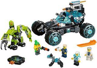 LEGO Ultra Agents   Agent Stealth Patrol (70169)    LEGO