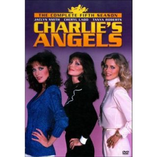 Charlies Angels: The Complete Fifth Season (4 Discs)