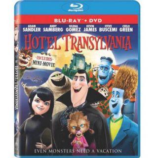 Hotel Transylvania (Blu ray + DVD) (With INSTAWATCH) (Widescreen)
