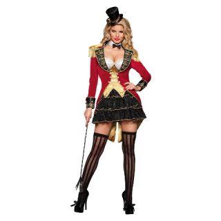 Womens Ringmistress Costume