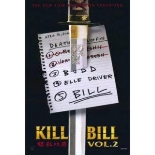 Kill Bill, Vol 2 Movie Poster Print (27 x 40)