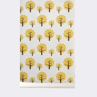 WallSmart Dotty 32.97 x 20.87 Botanical Wallpaper by Scantrends