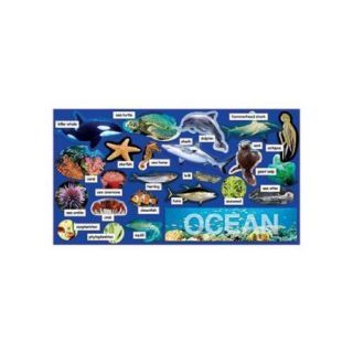 OCEAN PLANTS & ANIMALS MINI BB SET SCBTF 8078 17