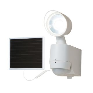 All Pro Led Motion 180 Degree 1 Head Color/Finish Family Solar Powered Led Motion Activated Flood Light Timer Included