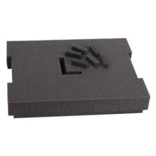 Bosch Foam Insert, Black, FOAM 101