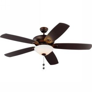 Monte Carlo MON 5CSM60RBD Colony Super Max Plus Roman Bronze  Ceiling Fans Lighting