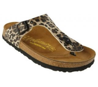 Papillio by Birkenstock Gizeh Animal Print Thong Sandals   Page 6 —