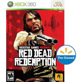 Red Dead Redemption (Xbox 360)   Pre Owned