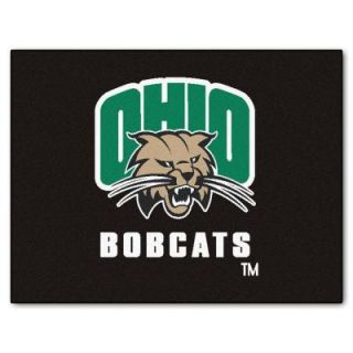 FANMATS Ohio University 2 ft. 10 in. x 3 ft. 9 in. All Star Rug 159