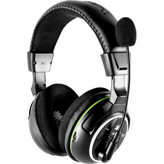 Turtle Beach Ear Force XP300 Wireless Stereo Gaming Headset for Xbox 360 TBS 2260 01