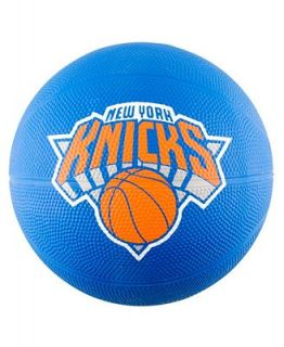 Spalding New York Knicks Size 3 Primary Logo Basketball   Sports Fan