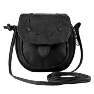 Antje Women's Flaptop Stitching Leatherette Mini Crossbody Bags