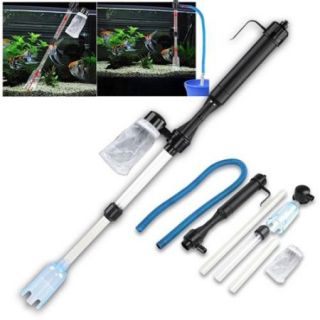 Insten Replacement Rechargeable Battery Powered Gravel Cleaner Aquarium Fish Tank Siphon Vacuum Water Change